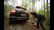 Transiberiana Porsche Cayenne S