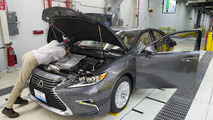 Lexus ES 350 production
