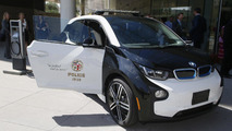 BMW i3 for the LAPD