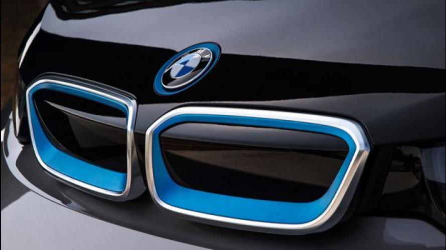 BMW pensa ad un futuro a idrogeno