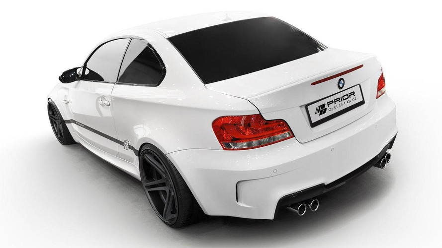 Prior-Design BMW 1M conversion for 1-Series Coupes