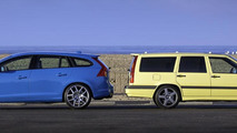 Volvo V60 Polestar & Volvo 855 T5-R