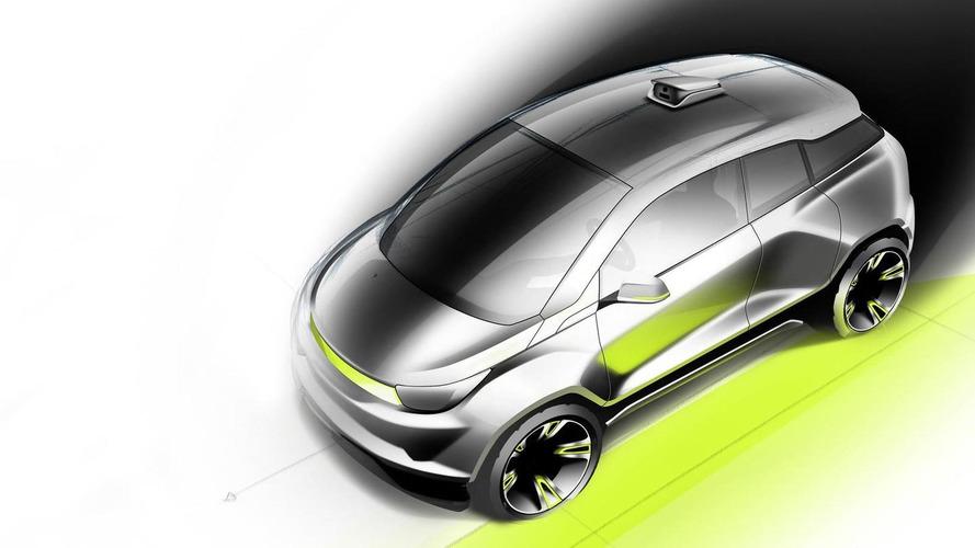 Rinspeed Budii autonomous concept revealed ahead of 2015 Geneva Motor Show