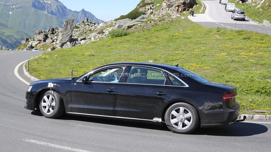 Next generation Audi S8 could have 580 HP and 800 Nm