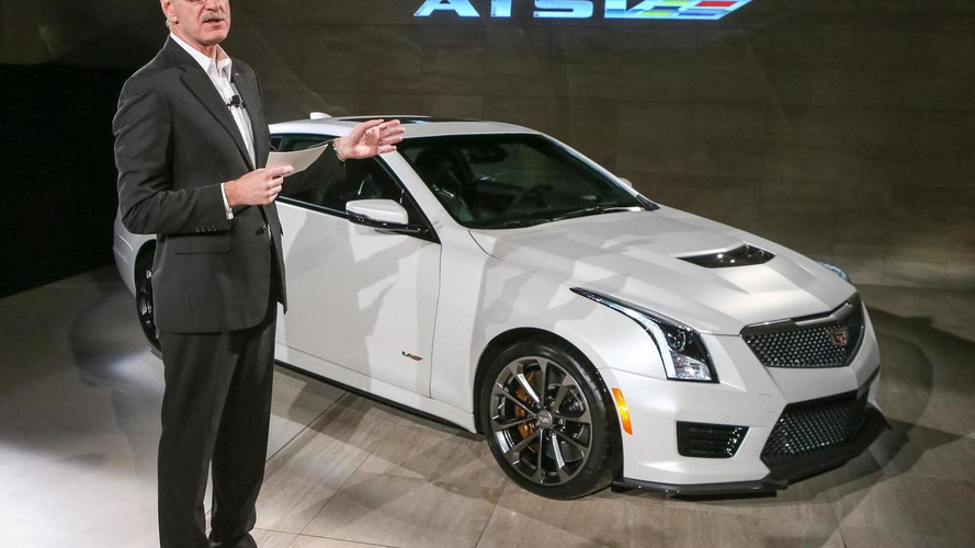 2016 Cadillac ATS-V Sedan & Coupe unveiled with 455 bhp