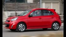 Novo March, que chega ao Brasil neste ano, é o carro mais barato do Canadá