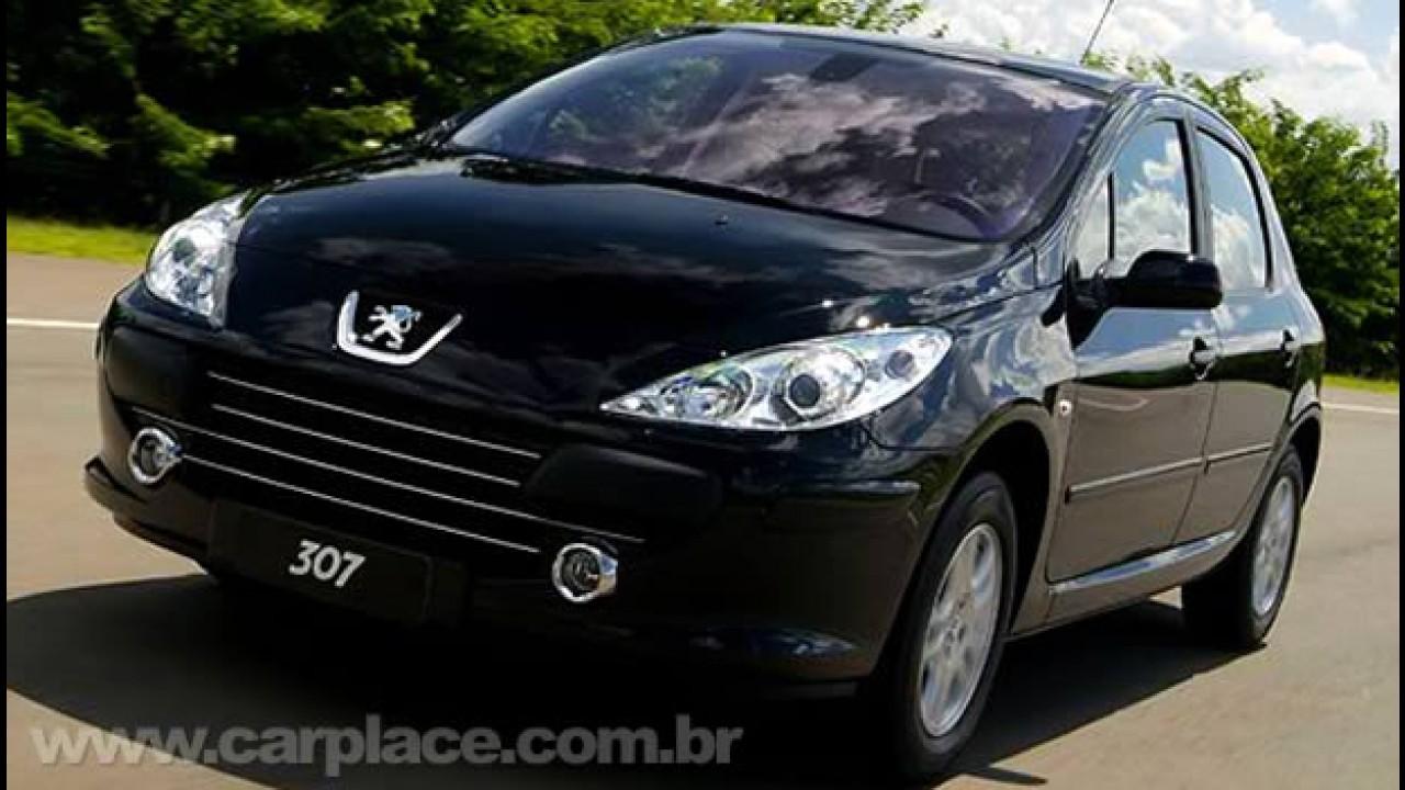 Peugeot anuncia Recall do 307 para atualização do sistema automático dos faróis