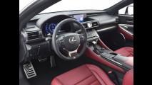 Lexus RC F Sport de 306 cv é a versão de
