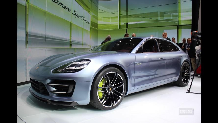Salão de Paris: Porsche Panamera Sport Turismo Concept