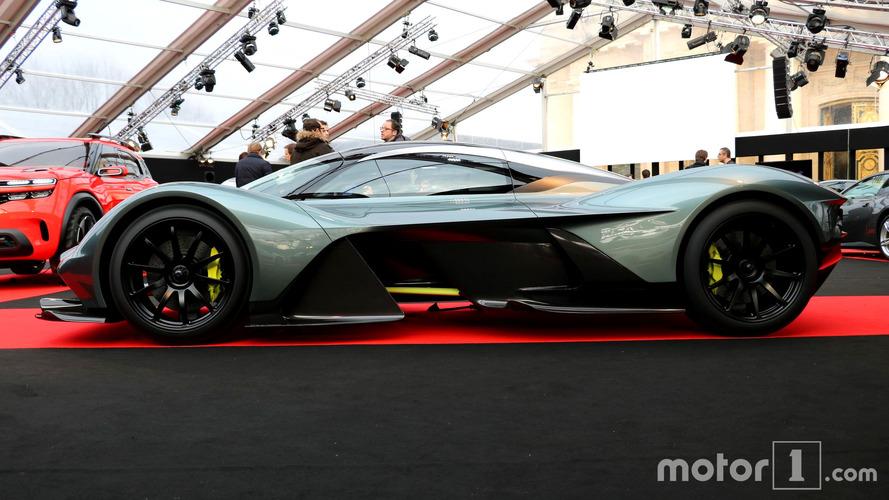Un V12 de 6,5 litres pour l'Aston Martin AM-RB 001