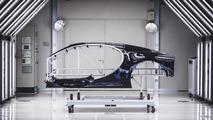 2017 Bugatti Chiron production at Molsheim factory