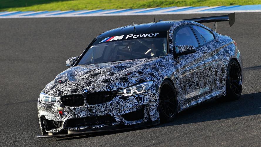 GT4 - BMW se lance dans la ronde avec la M4
