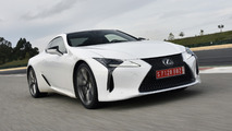 2018 Lexus LC 500: First Drive