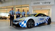 Rose Bay Polisi'nin BMW i8'i