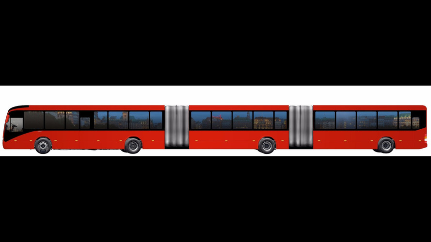 Voici le plus grand bus du monde