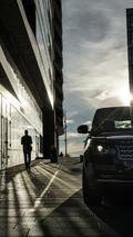 Le Range Rover photographié par Jonas Bendiksen