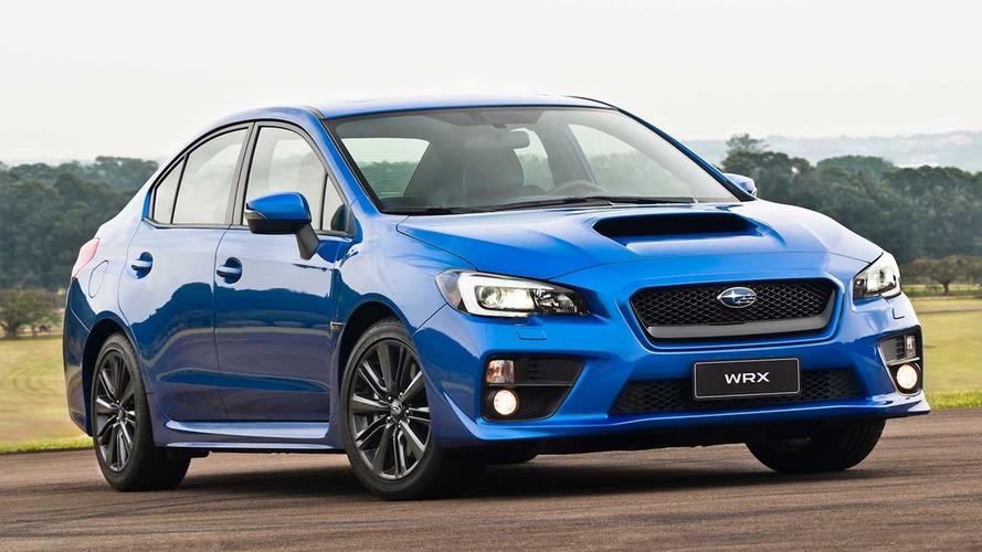 Esportivos – Subaru WRX acelera e garante pole position em julho