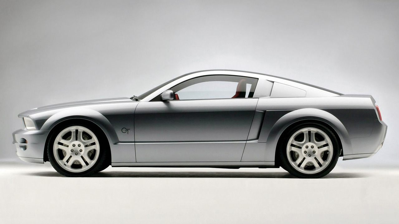 Favori Ford Mustang GT Concept (2003) – Make the Mustang great again ! EC71