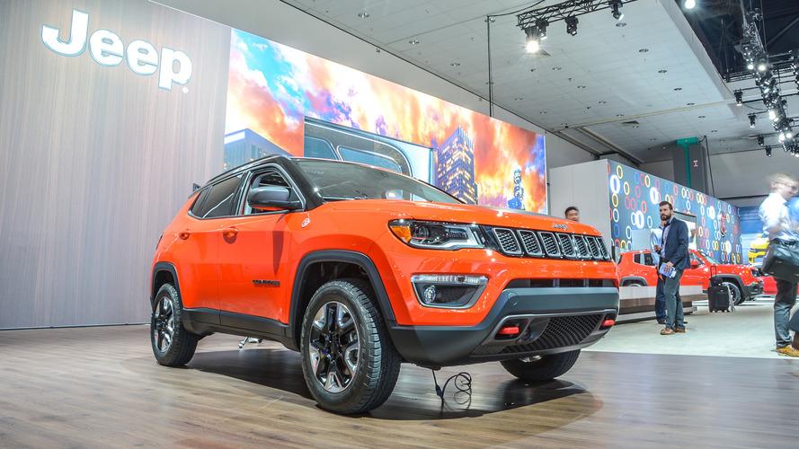 Tous les tarifs du nouveau Jeep Compass