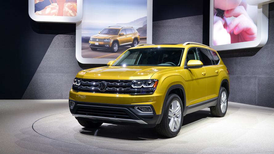 The Atlas is what American families want, according to VW