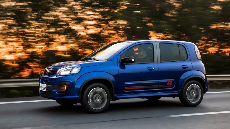 Teste Rápido Fiat Uno Sporting 1.3: Transplante bem sucedido