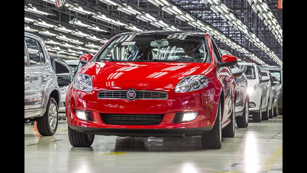 Fiat vai paralisar atividades em Betim para adequar produção à demanda