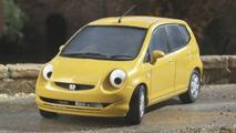 2006 Honda Jazz Facelift (Au)