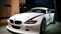 BMW Z4 M Coupé as Motor Racing Kit