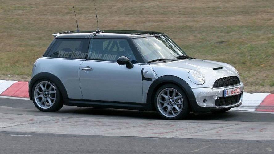 Spy Photos: More New Mini Cooper S