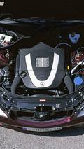 S-Class 200 kW/272 hp V6 petrol engine