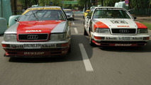 Audi Tradition at the Donau Ring in 2004