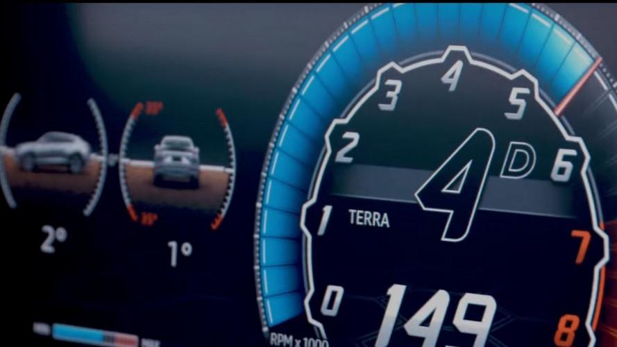 Lamborghini Urus, nuovo video con la strumentazione