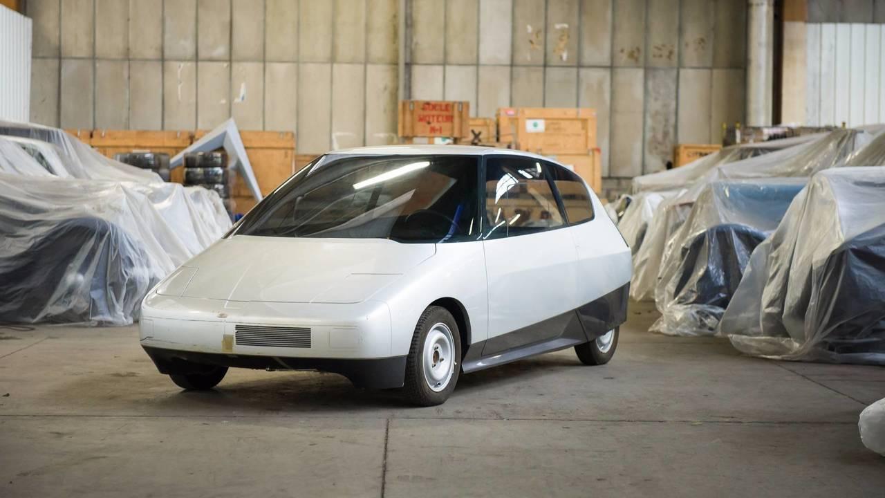 1983 Citroën Eco 2000