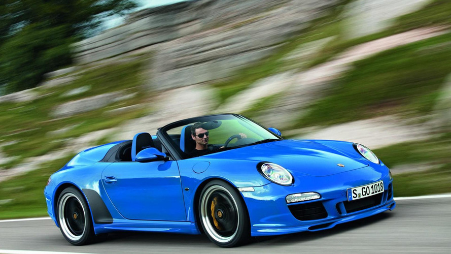 2011 Porsche 911 Carrera GTS driven by Joerg Bergmeister [video]