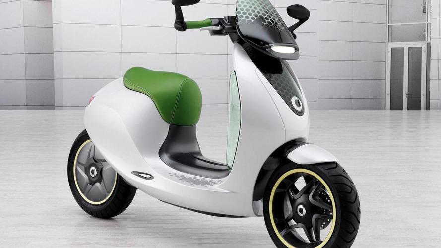 Smart escooter Revealed