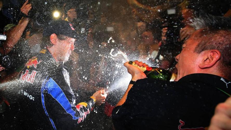 Red Bull 'getting better' over years - Vettel
