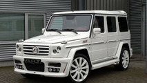 A.R.T. G Streetline Wide-Body based on Mercedes G55K AMG