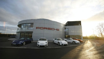 The Porsche Driving Experience Centre, Silverstone