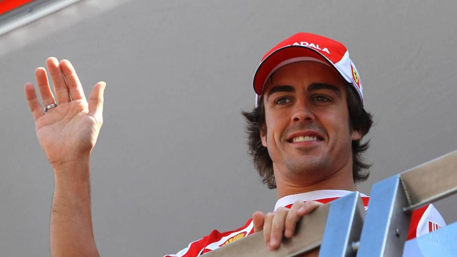 Alonso to debut new Ferrari at Valencia test