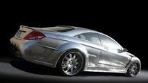 PhantASMA Wide Body Kit for Mercedes CL65