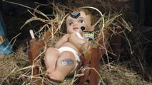 Sweet Baby Jesus gets LoJack and GPS