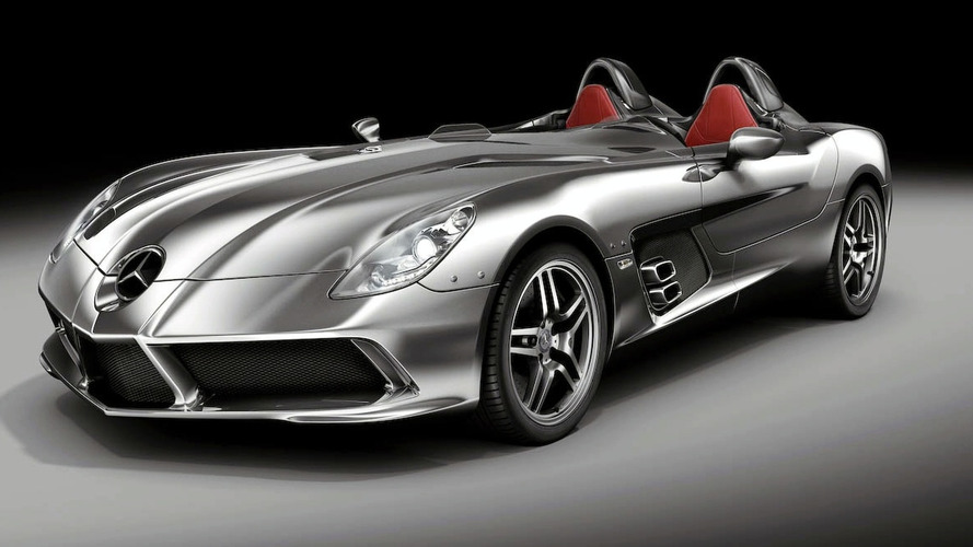 SLR Stirling Moss Edition Officially Breaks Cover