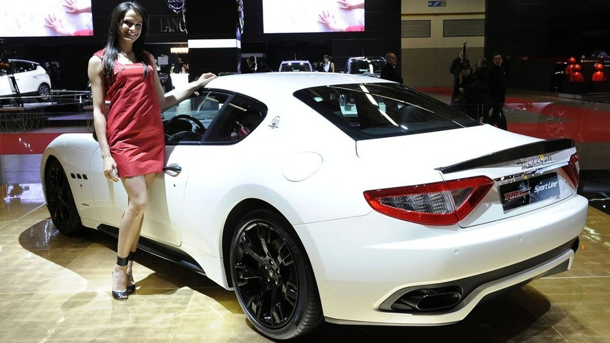 Maserati GranTurismo S MC Sport Line Revealed in Bologna