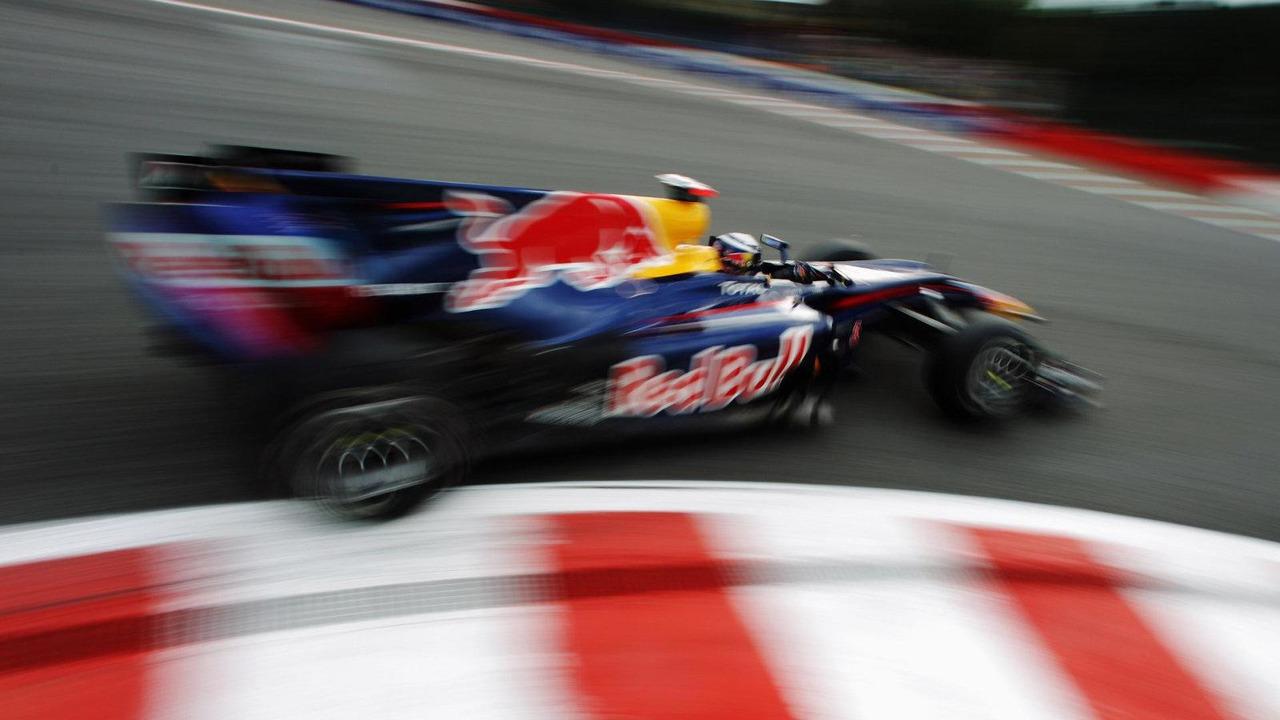 Sebastian Vettel (GER), Red Bull Racing, qualifying, Belgian Grand Prix, Spa Francorchamps, Belgium 28.08.2010