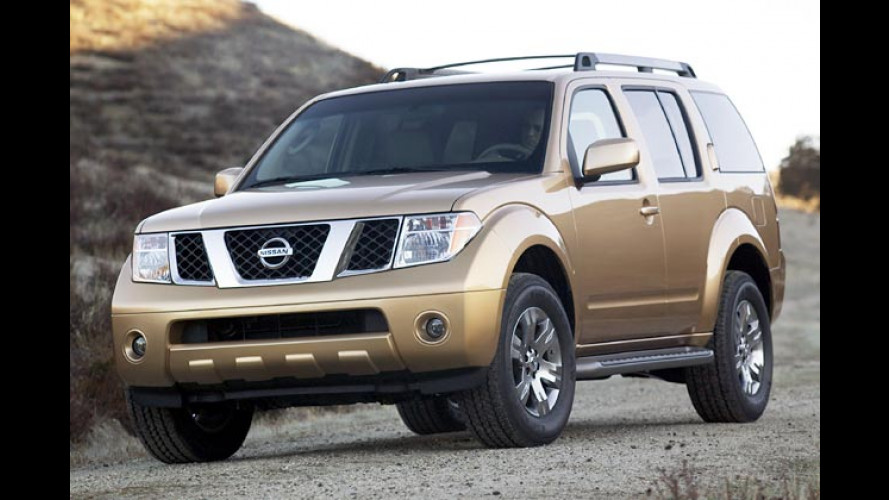 Neuer Nissan Pathfinder: Mehr Power, mehr Platz, mehr Pep