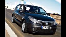 Dacia auf LPG-Trip