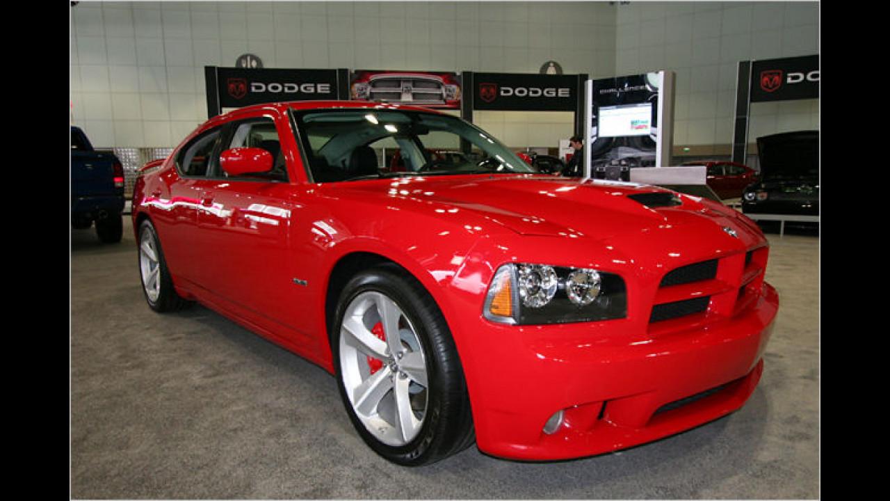 Chrysler 300C SRT8/Dodge Charger SRT8
