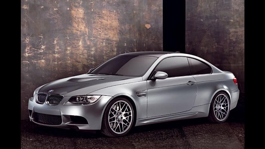 Leicht und stark: Der neue V8-Motor für den BMW M3
