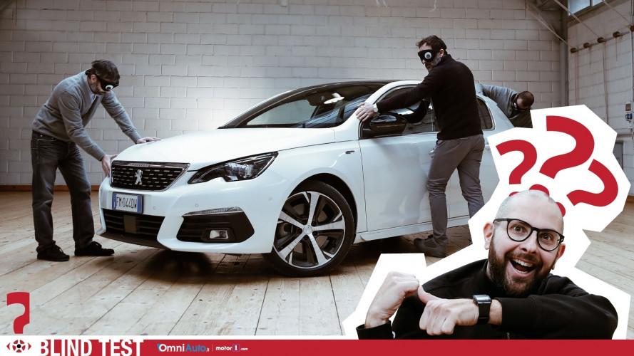 Peugeot 308, la prova