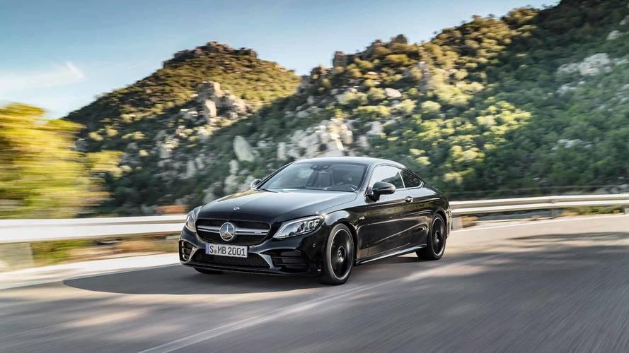 Mercedes-Benz Classe C Coupe e Cabriolet 2019